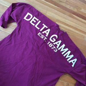 Delta Gamma Spirit Jersey